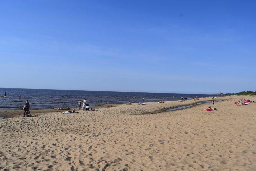 Išskirtinė vieta tokštantiems tik jūros ir ramybės: apie ją žino tik vietiniai