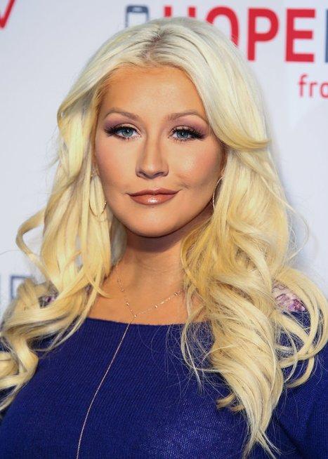 Christina Aguilera (nuotr. Vida Press)