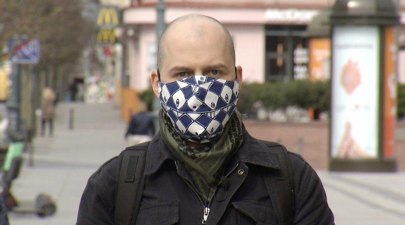 Apsaugos kaukė