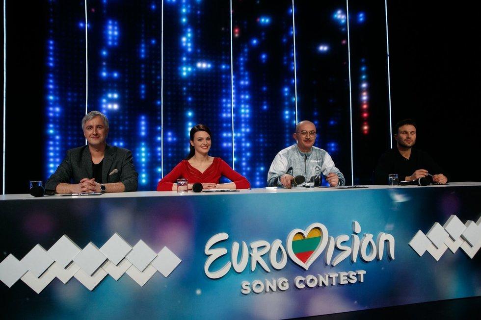 """Eurovizijos"" atranka (nuotr. Tv3.lt/Ruslano Kondratjevo)"