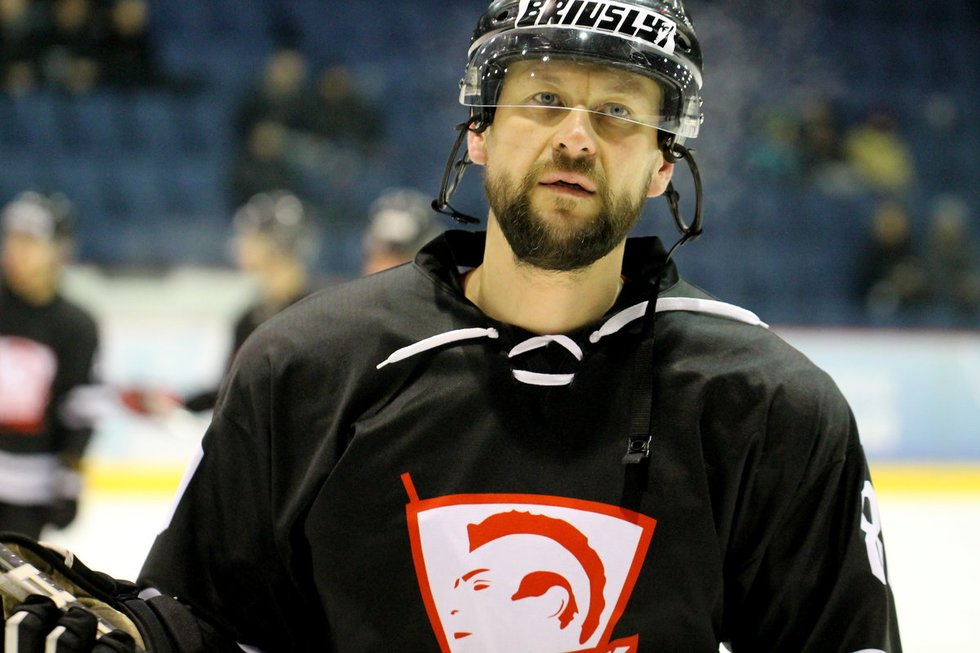 Šarūnas Kuliešius (nuotr. hockey.lt)
