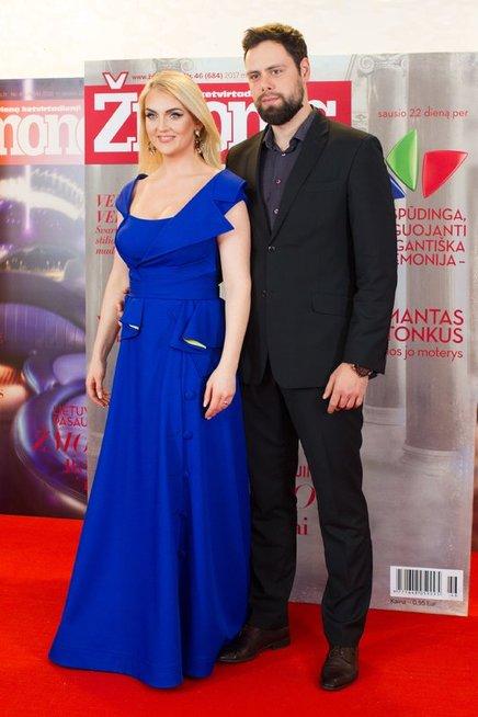 Rūta Ščiogolevaitė ir Rolandas Daminojaitis