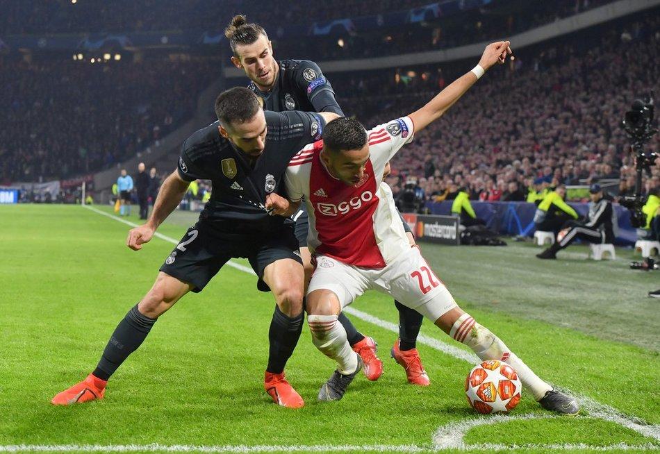 """""""Ajax"""" laukia čempionų iššūkis (nuotr. SCANPIX)"""