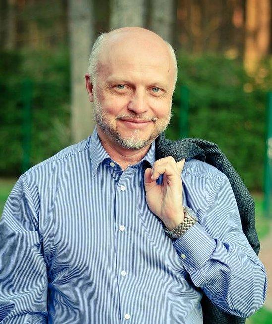 Gintaras Chomentauskas (nuotr. asm. archyvo)