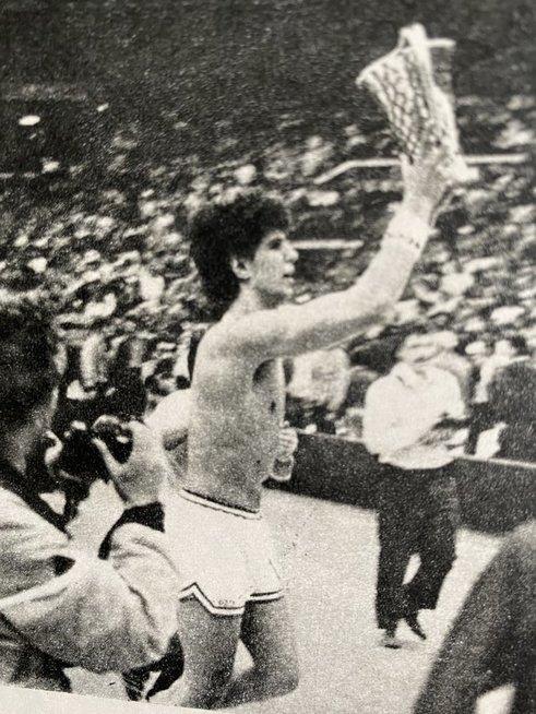 D. Petrovičiaus triumfas su taure