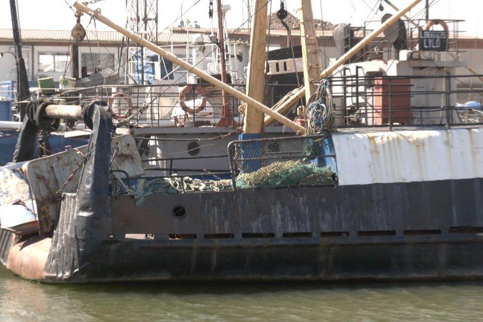 Laivai (nuotr. stop kadras)
