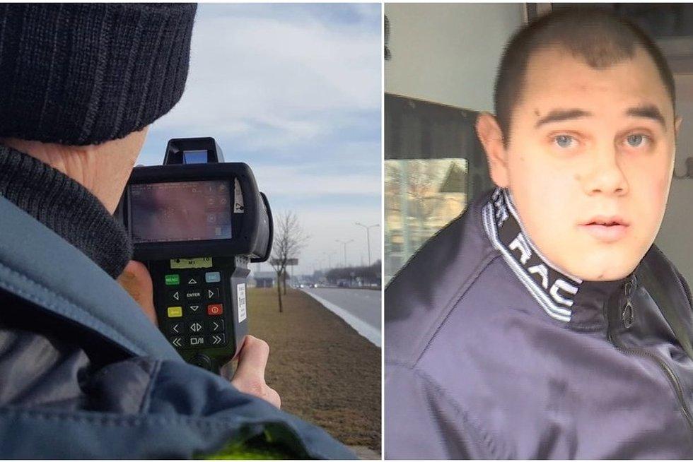 Kaune – girti ir įsiutę vairuotojai: pareigūnai pasiuntė žinią pažeidėjams