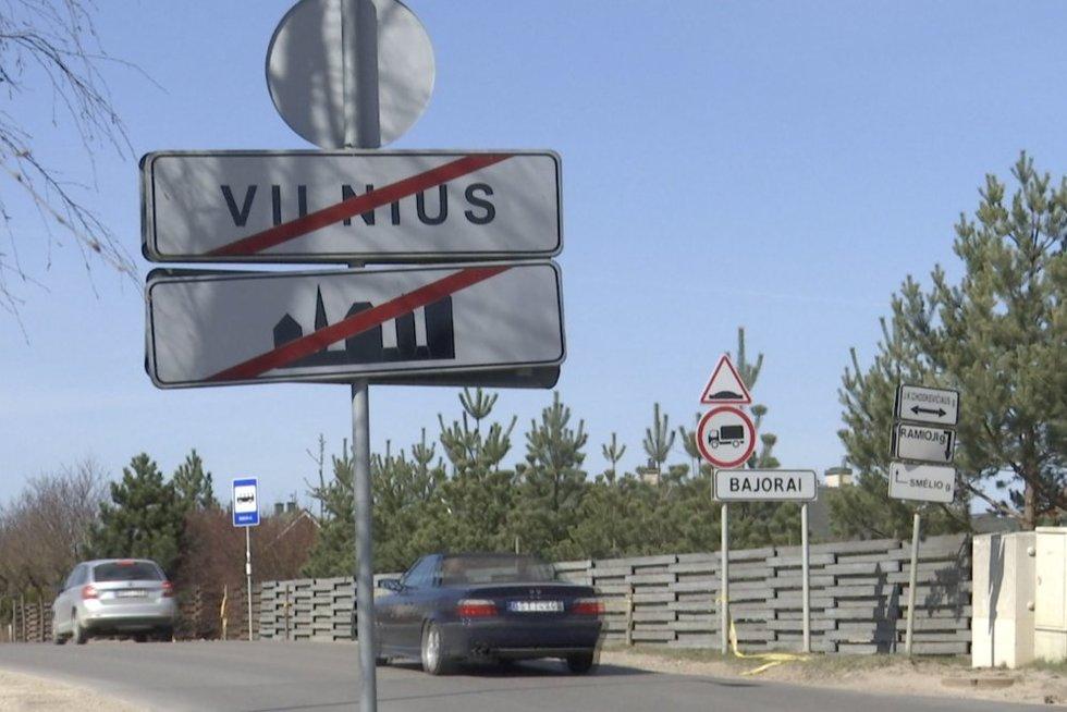Kelias (nuotr. stop kadras)