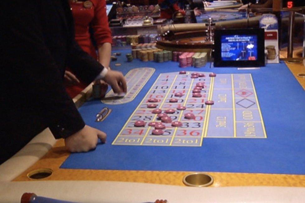 Lošimai (nuotr. stop kadras)