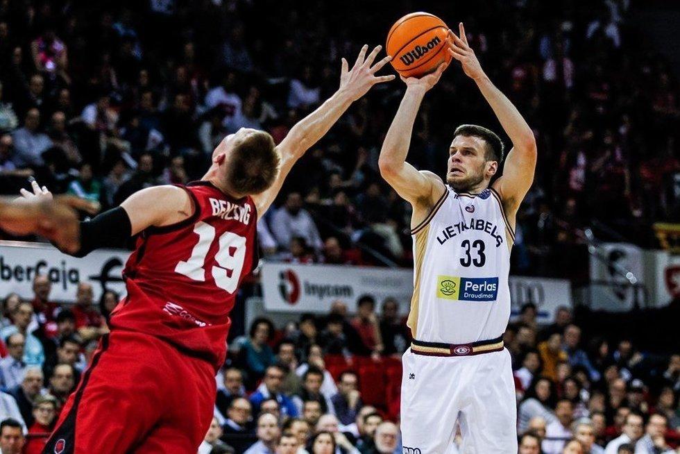 T. Dimša (nuotr. FIBA)