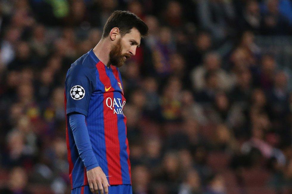 """Barcelona"" – Turino ""Juventus"" (nuotr. SCANPIX)"