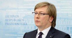 """Buvęs VMI vadovas neatmeta, kad """"MG Baltic"""" poveikį galėjo daryti per pavaduotojus"""