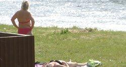 Vilniuje nudistai reikalauja pliažo – tokia idėja patinka ne visiems