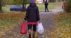 Vilniaus benamių amžius sukrečia: 25-erių nerado darbo, todėl elgetauja