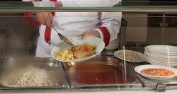 Tėvų nuomone, naujasis mokyklų valgiaraštis vaikus paskatins pirkti picas