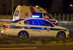 Naktį Vilniuje rastas vyro kūnas su daugybiniais sužalojimais