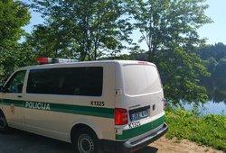 Kraupus įvykis Šiaulių rajone – privačiame tvenkinyje rastas lavonas