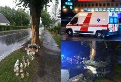Girto vairuotojo pražudytų kėdainiečių draugė išliejo skausmą: siunčia žinią visiems