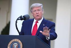 JAV oficialiai traukiasi iš PSO