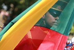Valstybės dieną pasaulyje skambėjo Lietuvos himnas