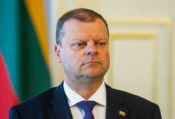 Premjeras sveikina tautą su Valstybės diena: istorija įpareigoja kurti klestinčią Lietuvą