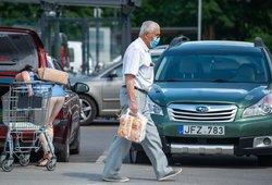 Vyriausybė pritarė: didinamos bus ne tik senatvės pensijos