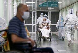 Baltarusijoje patvirtinta 250 naujų COVID-19 atvejai, šeši pacientai mirė