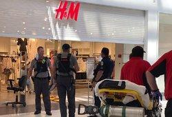 Per šaudynes prekybos centre nušautas 8 metų vaikas, sužeisti 3 žmonės