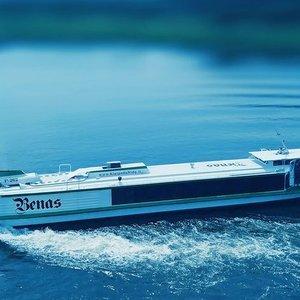 Keliauti iš Klaipėdos į Nidą vėl galima ne tik automobiliu, bet ir laivu: kiek tai kainuoja?