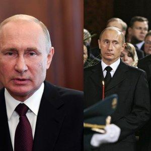 Putino asmeninis gyvenimas: atskleista kita jo pusė