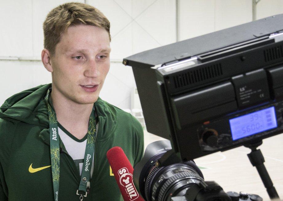 Marius Grigonis (nuotr. Manto Stankevičiaus)