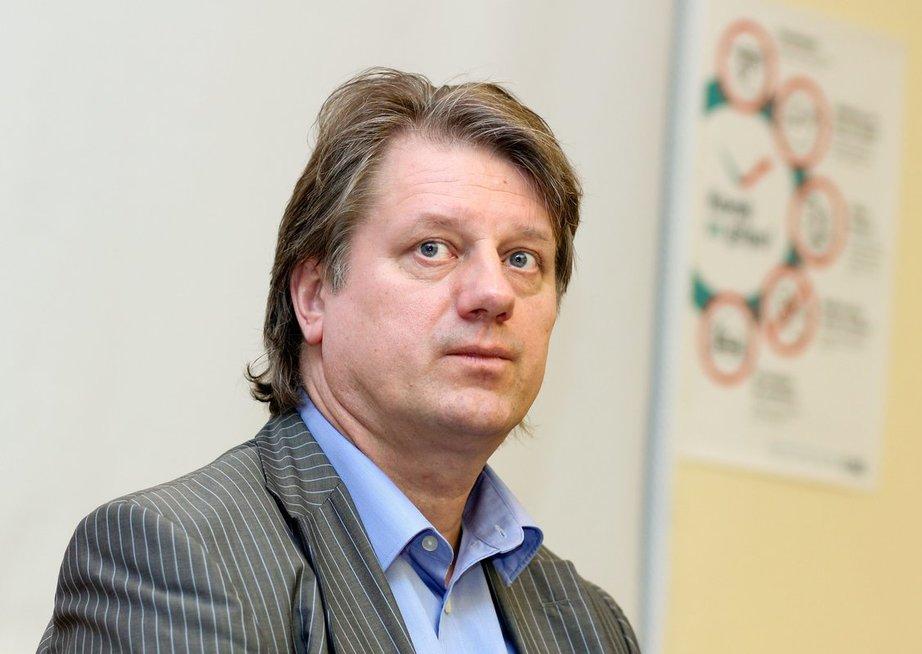 Saulius Čaplinskas (nuotr. Fotodiena)