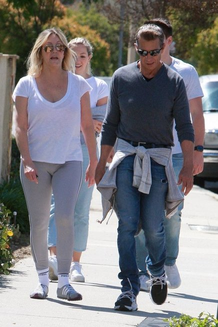 Heather Locklear ir Chris Heisser