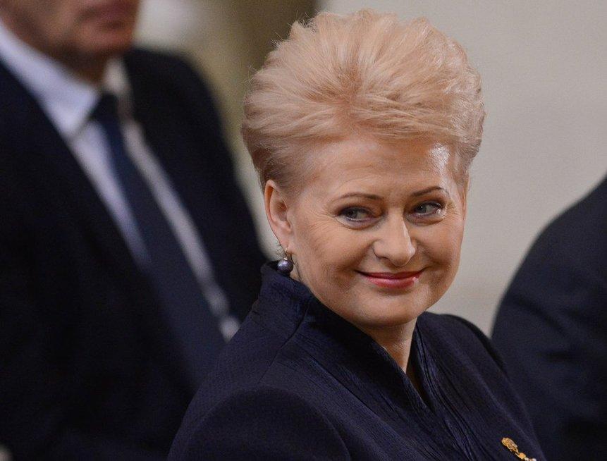 Dalia Grybauskaitė (Fotobankas)