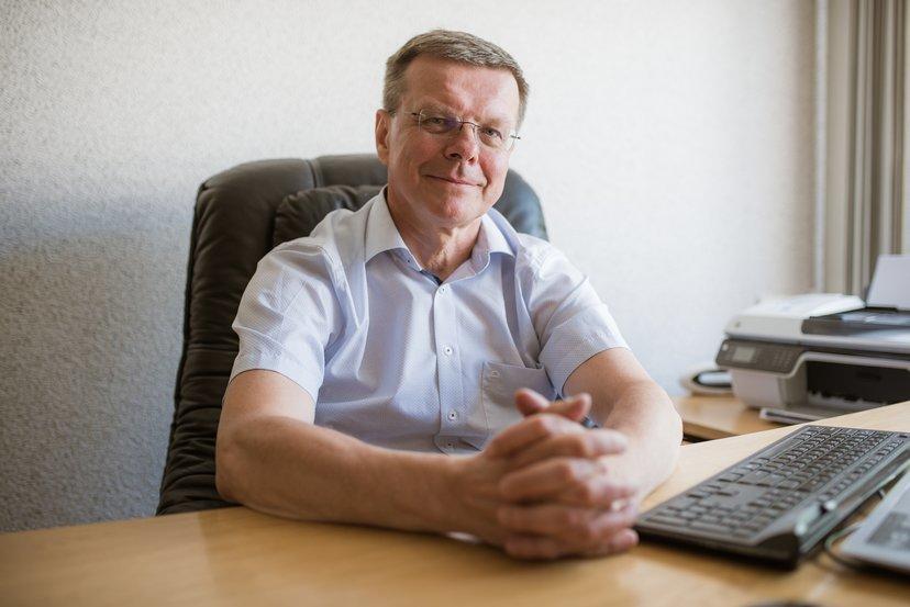 Respublikinės priklausomybiųligų  centro (RPLC)vadovas Dr. Emilis Subata