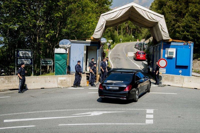 Uždaro Bilderbergo grupės susitikimo intriga nustelbia G-7 ir Davoso forumus (nuotr. SCANPIX)
