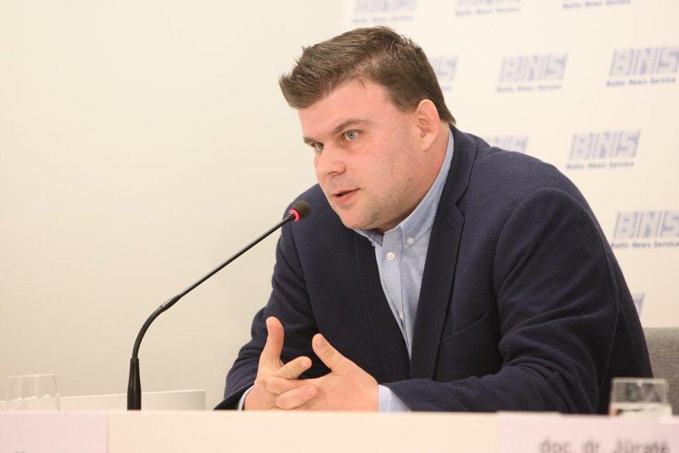 Šeimos gydytojas Valerijus Morozovas (nuotr. Organizatorių)
