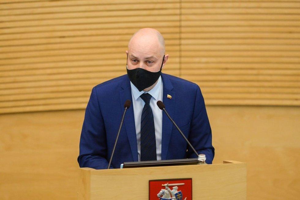 Aurelijus Veryga (nuotr. Fotodiena.lt)