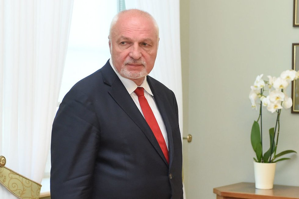 Valentinas Mazuronis (nuotr. Fotodiena.lt)