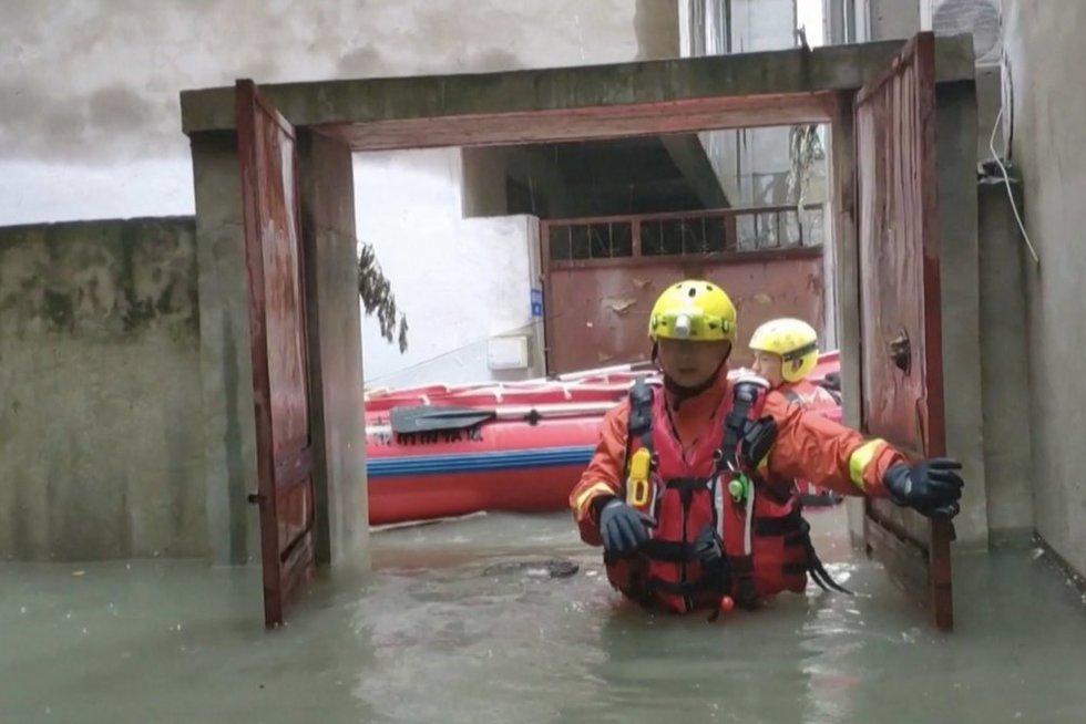 Potvynis (nuotr. stop kadras)