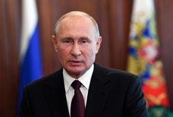 Rusijoje dalį senatorių nori skirti iki gyvenimo pabaigos