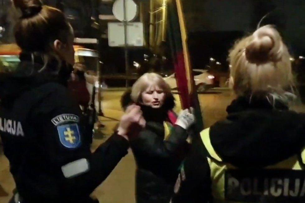 Policija pateikė daugiau konflikto su mokytoja detalių: tai dar ne pabaiga (nuotr. alkas.lt)