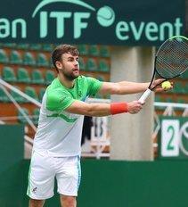 Vilniuje prasidėjo Lietuvos teniso čempionatas, dalyvaus ir Grigelis