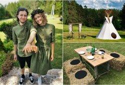 Vilniečių vestuvių idėja sužavėjo šimtus: šventė net penkias dienas