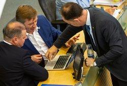 Paaiškėjo LVŽS vienmandatininkų sąrašas Seimo rinkimuose