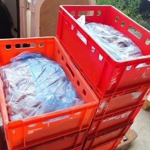 FNTT: šešėliniai mėsos prekeiviai ją laikė antisanitarinėmis sąlygomis