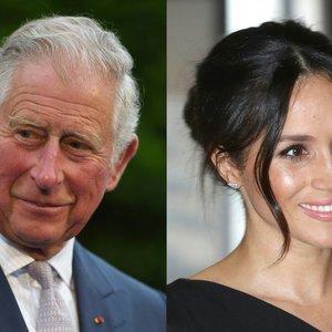 Priežastis, dėl kurios princas Charlesas baiminosi Markle: nors ja žavėjosi, kai kas kėlė nerimą