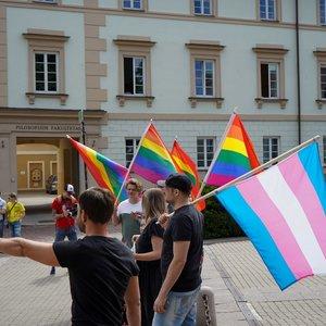 Pasipiktinę LGBT palaikytojai: reikia nebevengti šios temos