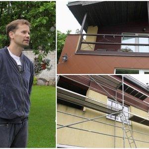 Primarijus Juška aprodė įspūdingus namus: susidūrė su viena problema