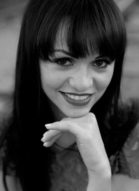 Zuzana Bardovska (nuotr. asm. archyvo)